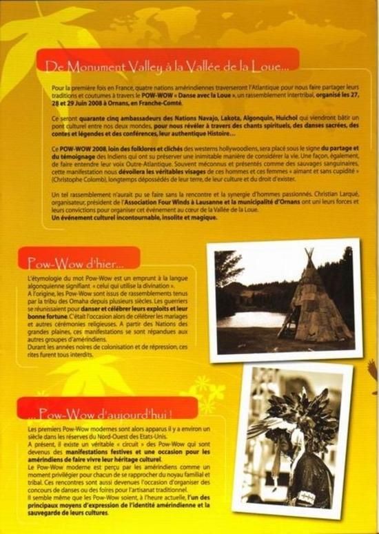programme La Loue