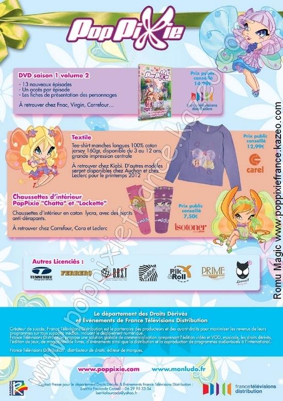 poppixie communiqué presse noël 2011 002