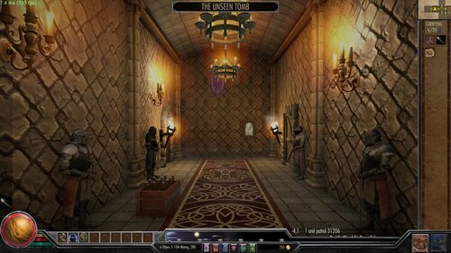 UPDATE : Archmage Rises, Build 12  et dungeon 3D arrivés