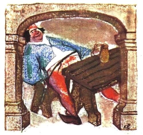 LA CROIX CATELAN (Ch. Quinet et A. de Montgon)