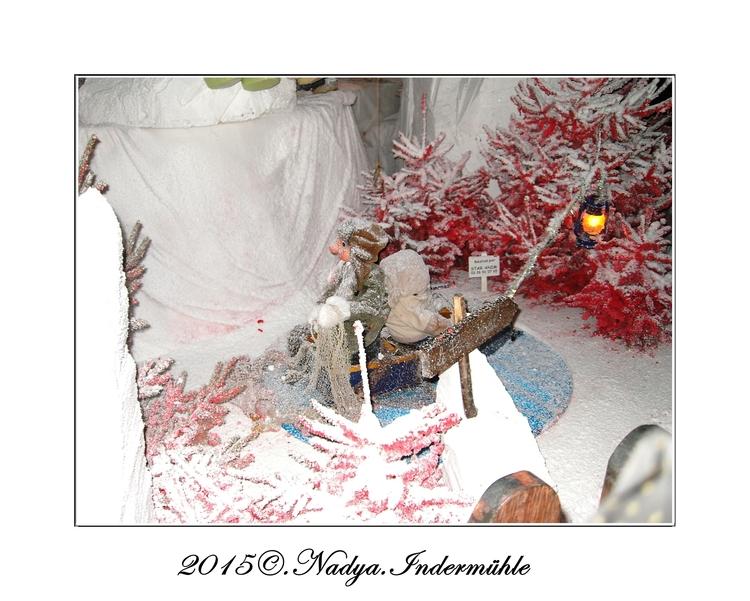 REIMS et son marché de Noel en 2007