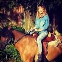 Violetta equitation