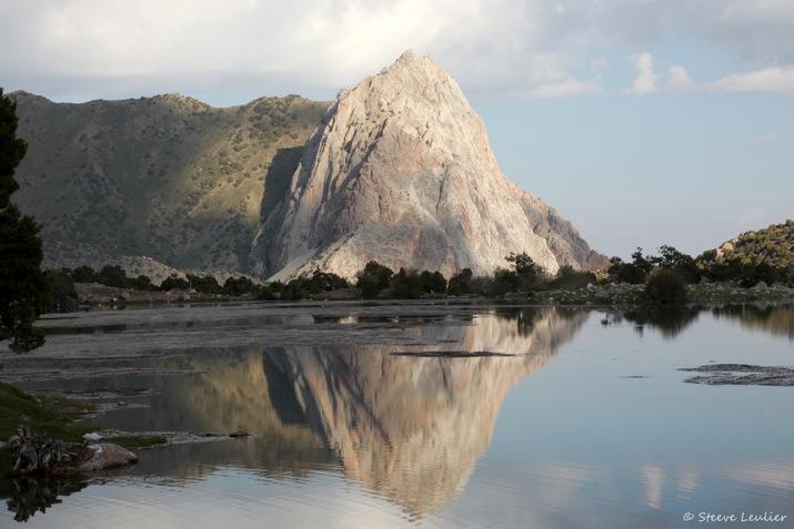Lac Govkush, Tadjikistan