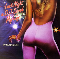 Margino - Last Night A D.J. Saved My Life - Complete LP