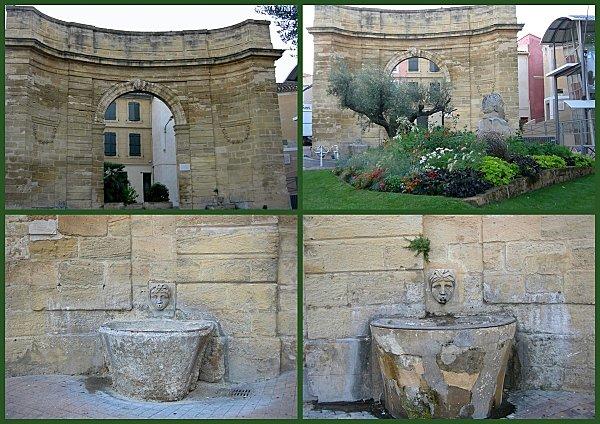 portail d'Arles