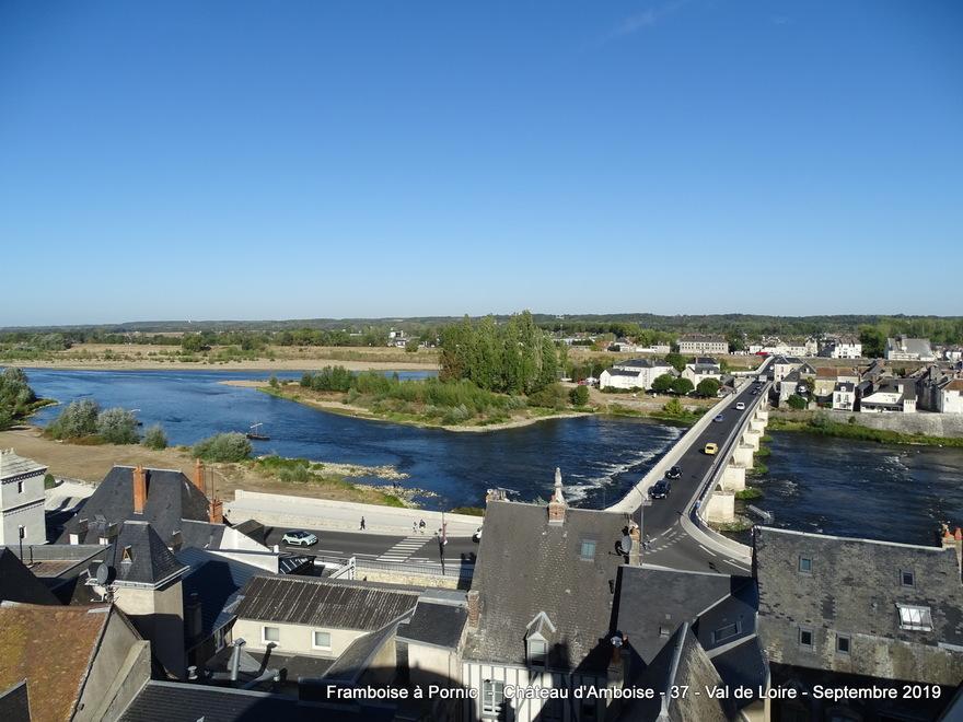 Château d'Amboise (37) Val de Loire -  1/2