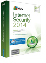 Avg Internet Security 2014 - Licence 1 an gratuit