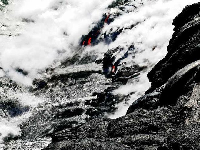 Lave du Kilauea