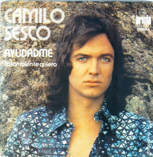 Camilo Sesto - Ayudadme
