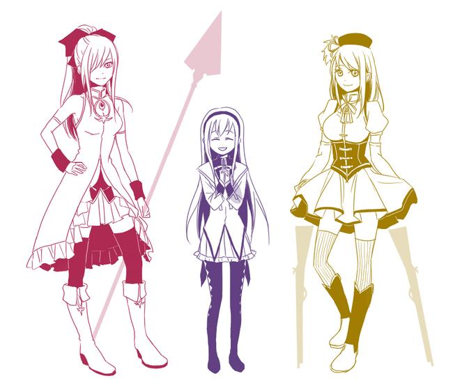 Cosplay inter-manga