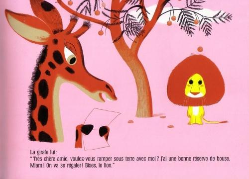 Rallye-liens: Un livre pour la rentrée: Le lion qui ne savait pas écrire