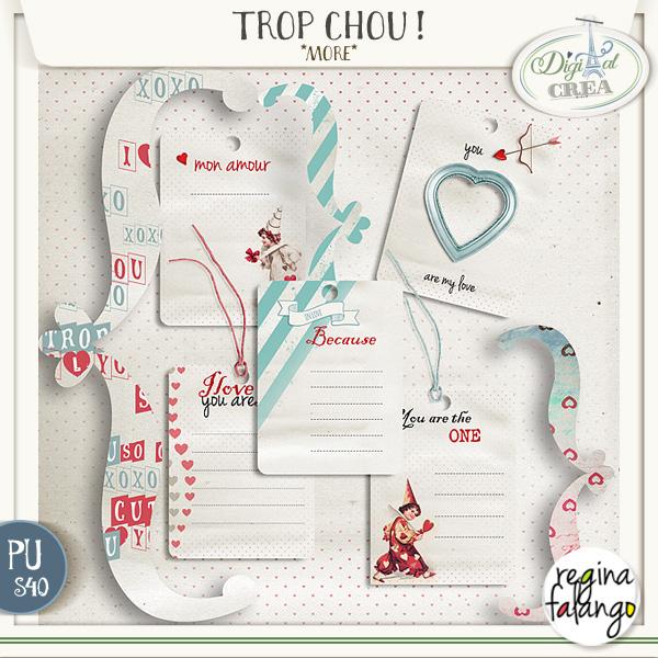 TROP CHOU ! by Reginafalango