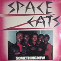 The Space Cats - Something New - Complete LP