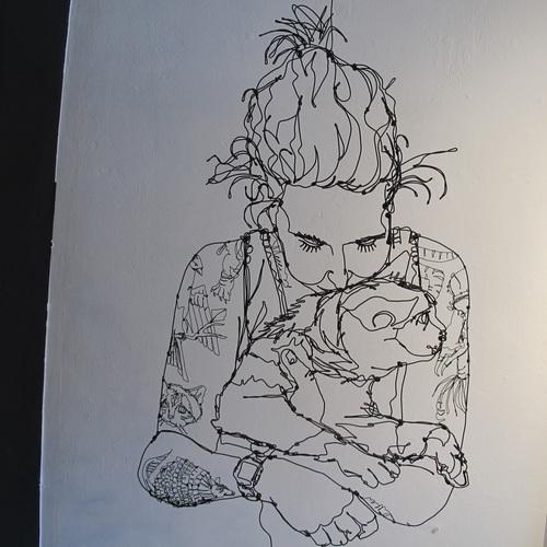 Street art selon Spenser Little