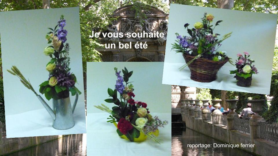 Un été au jardin (St Martin le Vinoux)