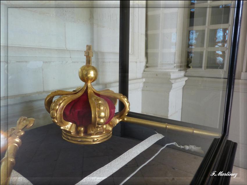 Le régalia du conte de Chambord