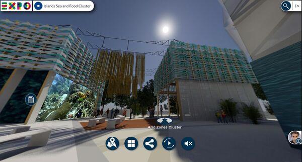Un aperçu de l'exposition universelle de Milan, qui regroupe plus de 140 pays dans 150.000 m2 de pavillons, est disponible sur Internet. © Expo Milano