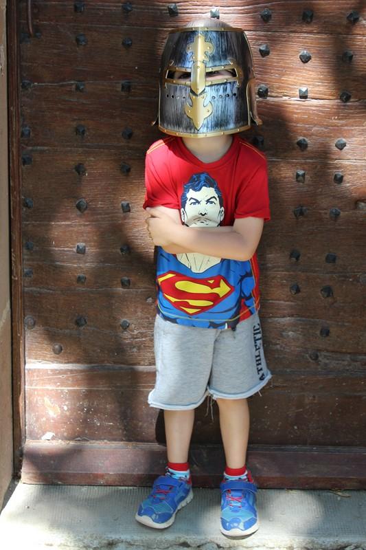 Mon petit chevalier