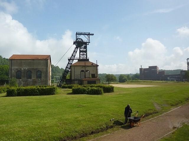 Le musée Les Mineurs Wendel 1 Marc de Metz 01 10 2012