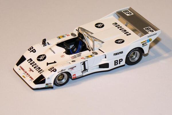 Le Mans 1979 Abandons II