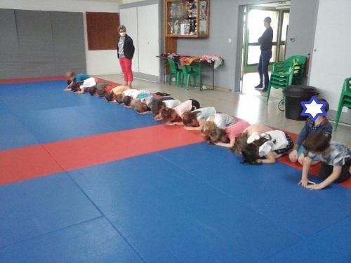 Initiation au judo