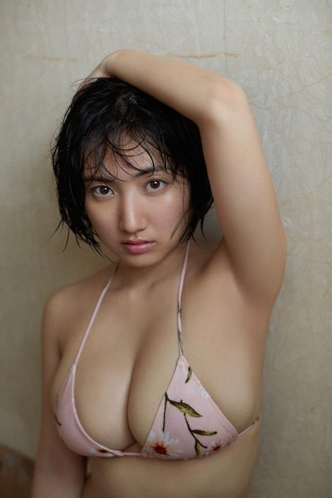 WEB Gravure : ( [YS Web] - | Vol.751 | Saaya Irie : た〜っぷり魅せます! )