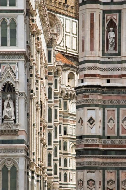 art florentin   vs   art roman