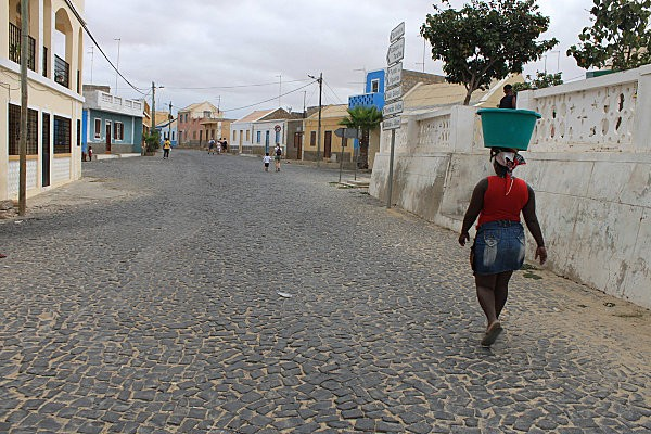 Rabil, traversée de la ville