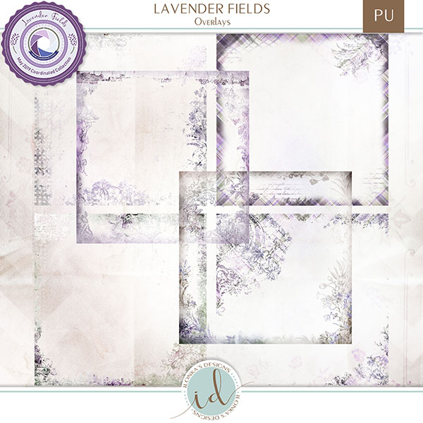 Lavender Fields - release May 10th 2019 at Digital Scrapbooking Studio Id_lav18