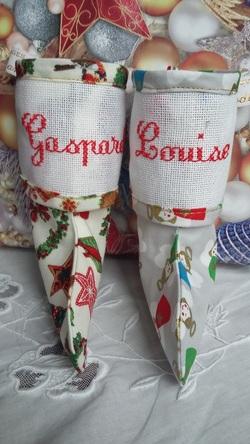 Mini bottes GASPARD & LOUISE