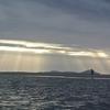 Ilha do Mel-Coucher de soleil