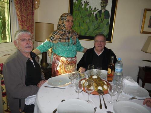 Le Père Pierre Julien et Fatima