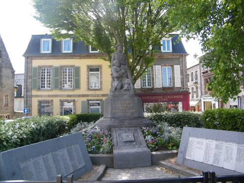 -Monument aux morts (Lannion)