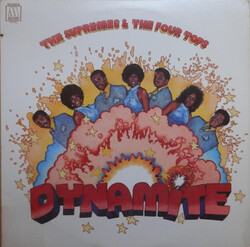 The Supremes & The Four Tops - Dynamite - Complete LP