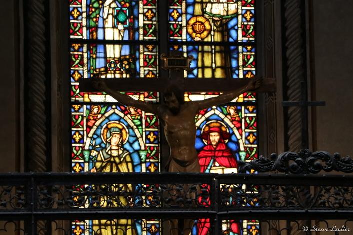 L'église franciscaine Santa Croce