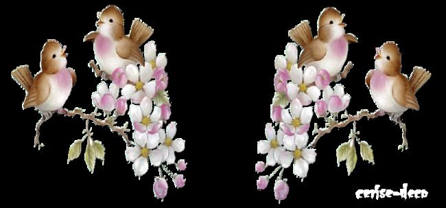 design fleuri printemps