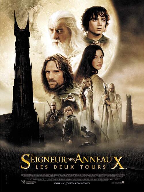 """Bonsoir a l'honneur : """" Le Seigneur des anneaux : les deux tours """""""