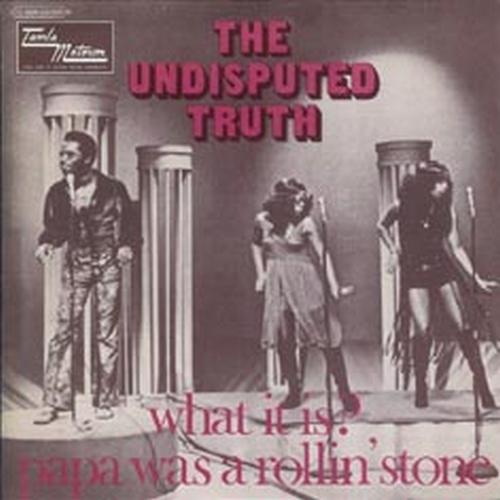 1972 : Single SP Tamla Motown Pathé Marconi EMI Records 2C 006-93589 [ FR ]