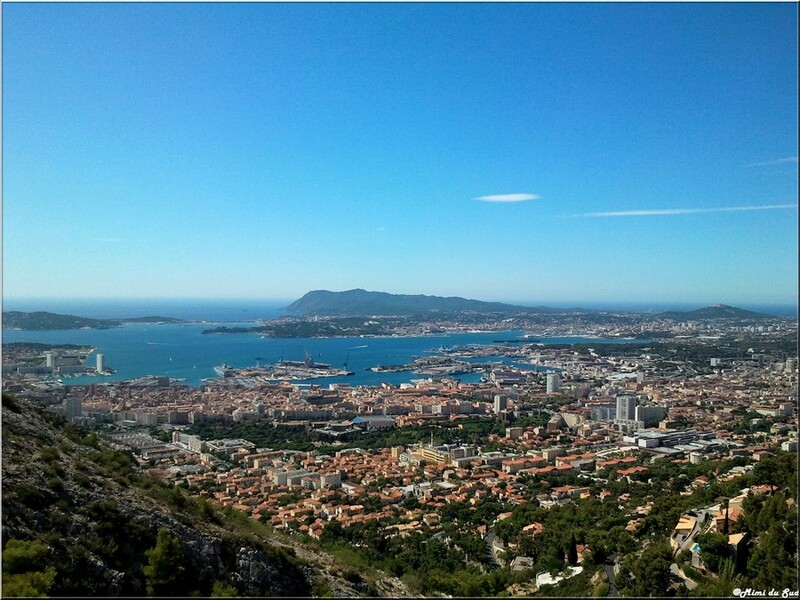 Toulon - le port