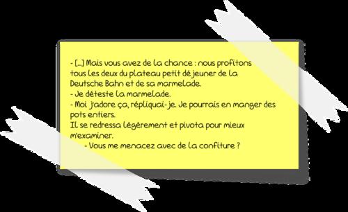 Touch/Du bout des doigts - Claire North