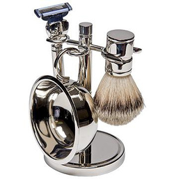 Men's Shaving Sets and Their Application