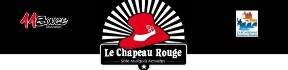 Bandeau Onze Bouge et Le Chapeau Rouge