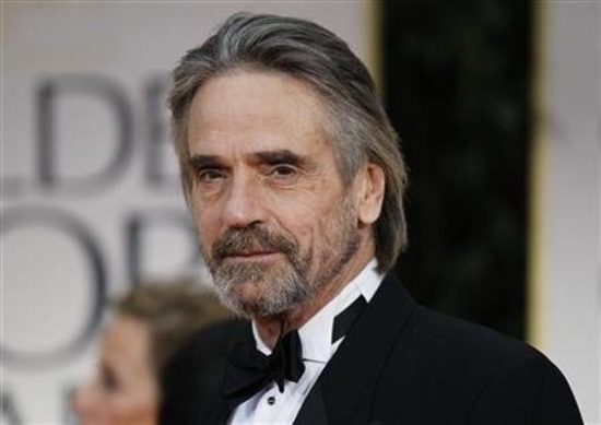 Actor-Jeremy-Irons-arrives-at-the-69th-annual-Golden-Globe-Awards-in-Beverly-Hills-California-Januar
