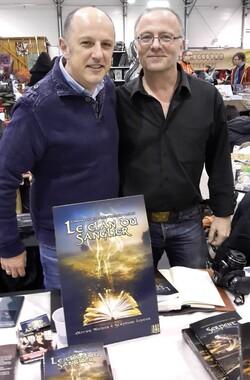 ITW Olivier Walter et Stéphane Lesieur