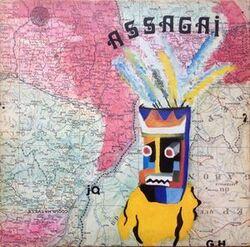 Assagai - Same - Complete LP