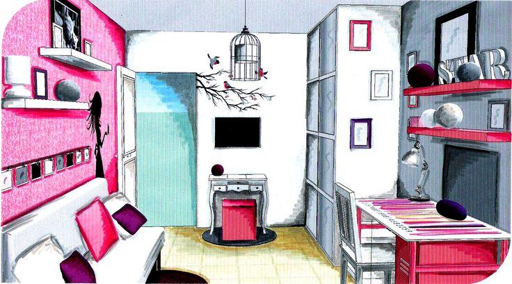 Chambre de Saya