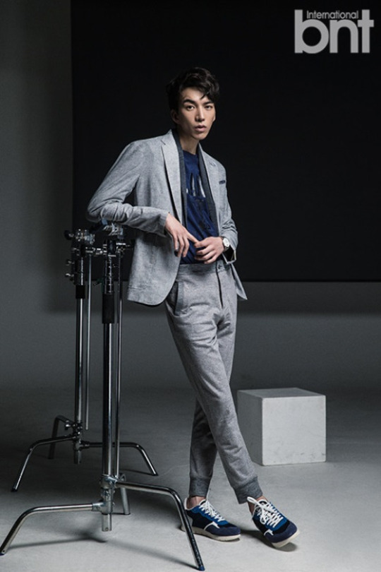 Do Sang Woo pour bnt International