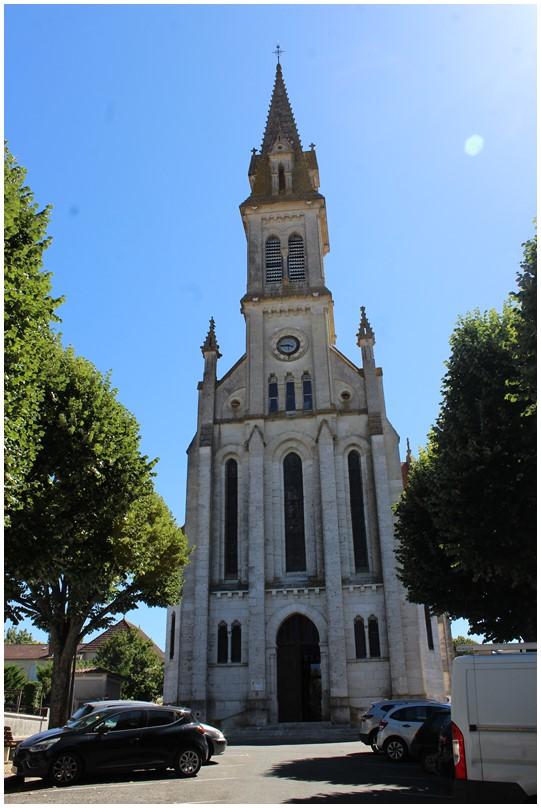 L'église St Nicolas à Nérac