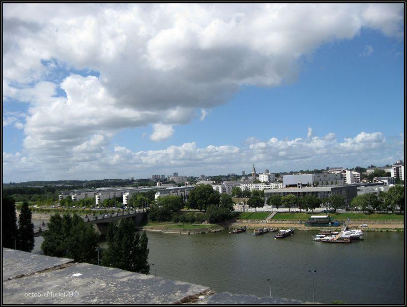 Angers : le Château du roi René ... (5)