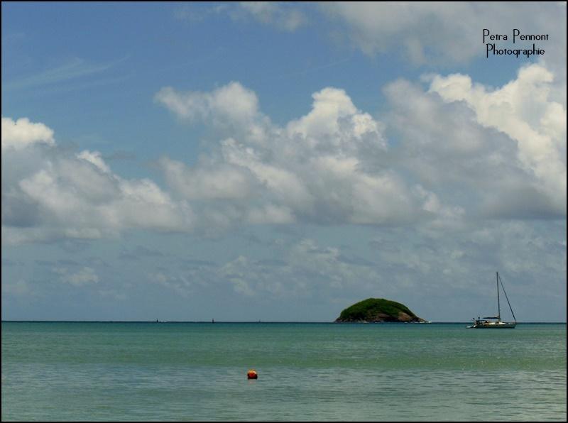 Martinique, Plage Cosmy, La Trinité